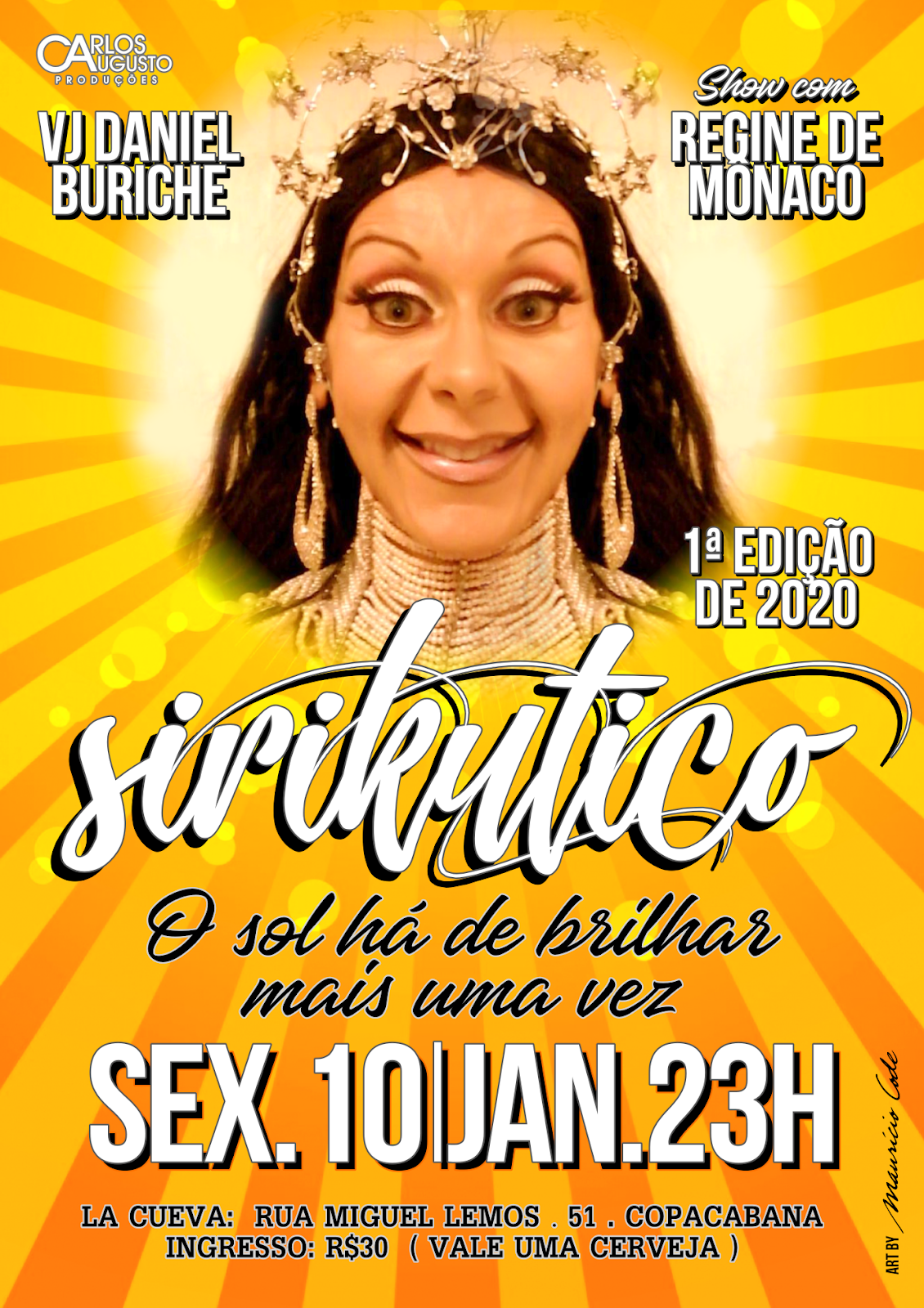 SEXTA - 10/01 - 23H