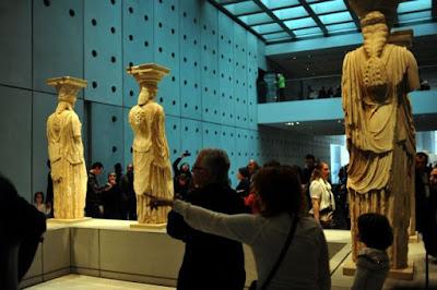 Δέκα χρόνια λειτουργίας γιορτάζει το Μουσείο Ακρόπολης