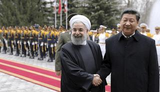 Teheran Banggakan 'Kerja Sama Strategis' Dengan Beijing