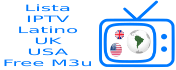 Lista IPTV M3u Latino Sky UK USA Smart-TV