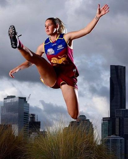 Tayla Harris: Hot Women In Sport: Tayla Harris