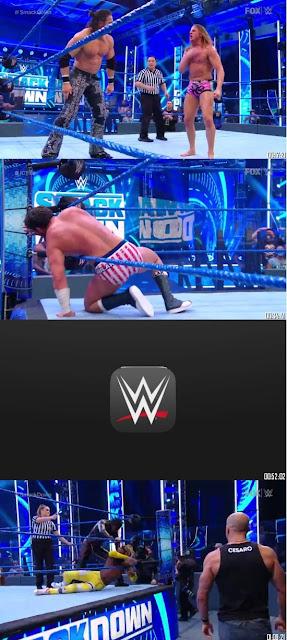 WWE Friday Night SmackDown 3rd July 2020 480p 720p    7starhd