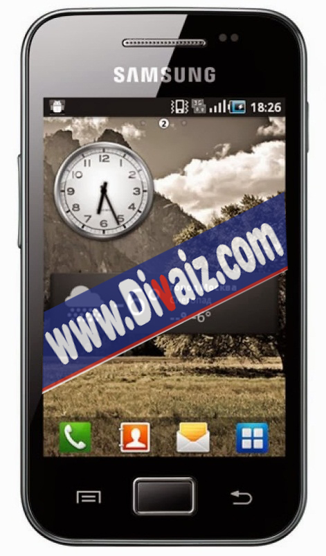 Samsung Galaxy Ace 1 - www.divaizz.com