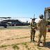 Elicoptere Black Hawk folosite la un exercitiu MEDEVAC la baza Mihail Kogalniceanu (EN)