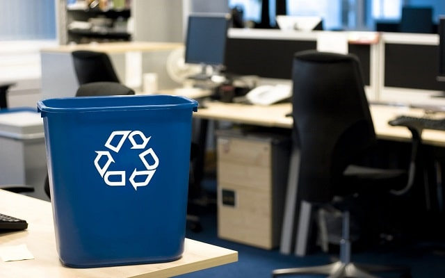 benefits of recycling for business