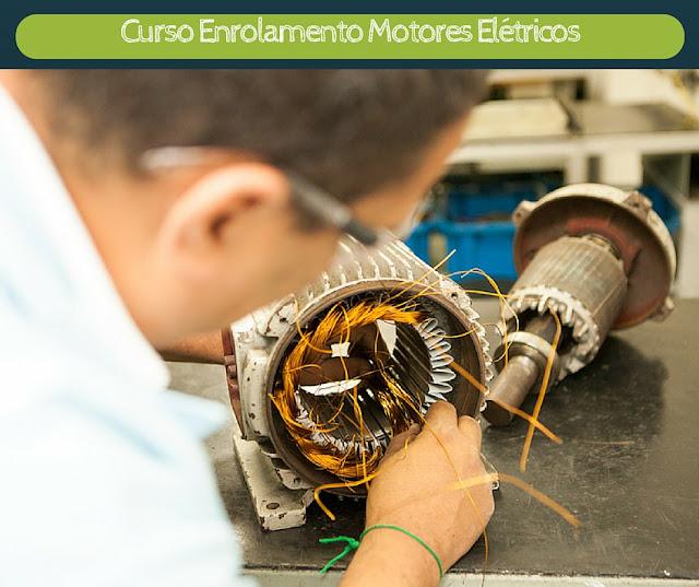 Curso Enrolamento de Motores