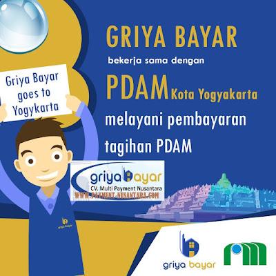 Daftar Griya Bayar PDAM Kota Yogyakarta