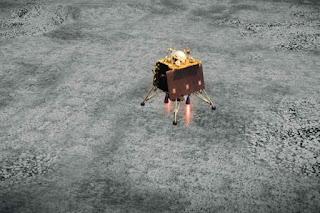 "Chandrayaan 2 : "" Communication channel between orbiter and Vikram lander is still on"",says Former ISRO Director"
