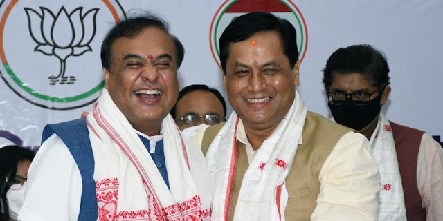 Himanta Biswa Sarma to take oath as Assam Chief Minister on May 10