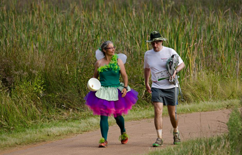 Adventure Lisa's Forest Run 2015