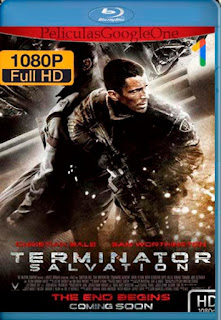 Terminator Salvation[2009] [1080p BRrip] [Latino-Inglés] [GoogleDrive]