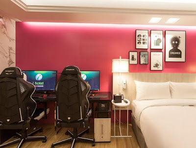 iHotel, Gamers, Gamer, Game, gaming, Gamers, hotel