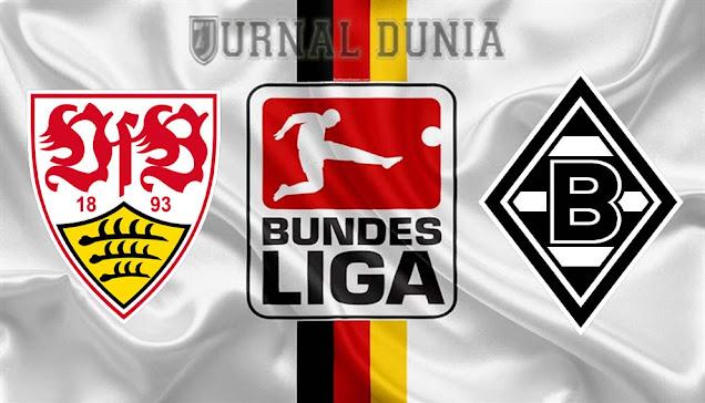 Prediksi Stuttgart vs Borussia Monchengladbach, Minggu 17 Januari 2021 Pukul 00.30 WIB @Mola TV @Net TV