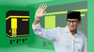 Jadi Ketum, Sandiaga Uno Akan Bawa PPP Jadi Partai Islam Papan Atas