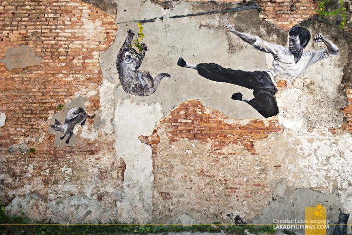 Georgetown Penang Street Art