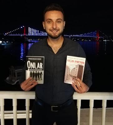 Yazar/Şair Osman Olcay Yaman