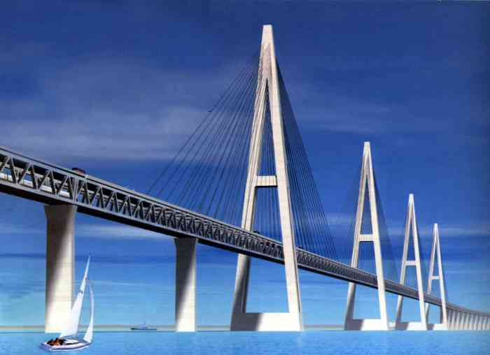 Puentes soportados por cables un futuro ilusionante