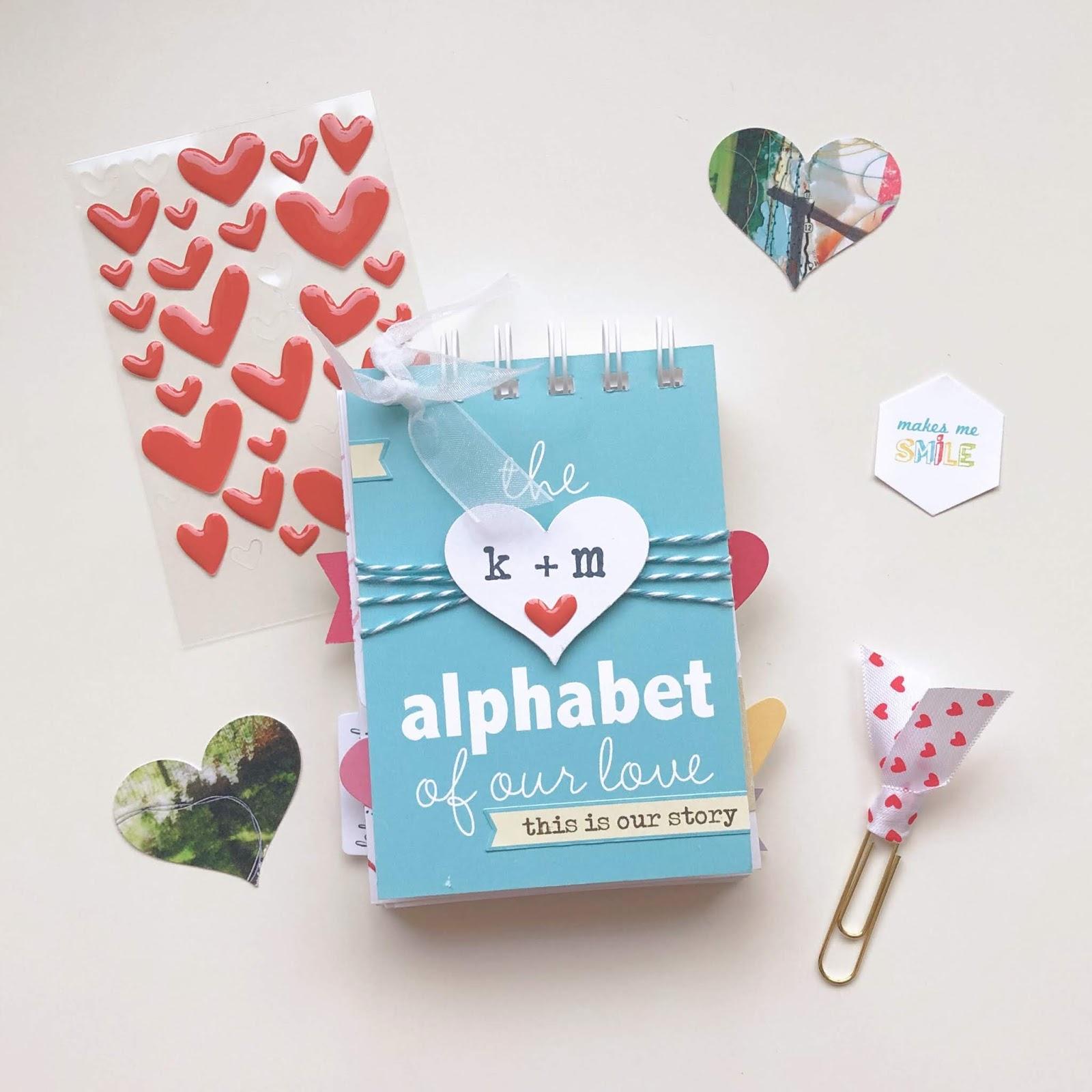 Alphabet Of Our Love List Ideas