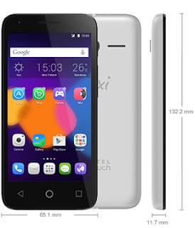 Download Rom Firmware Original de Fabrica Alcatel One Touch Pixi 4027N Android 4.4.2 KitKat