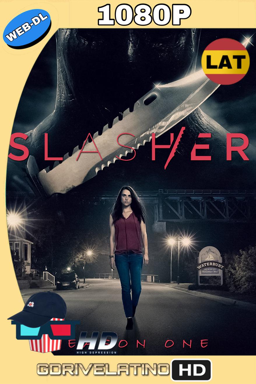 Slasher (2016) Temporada 1 (El verdugo) NF WEB-DL 1080p (Latino-Inglés) MKV