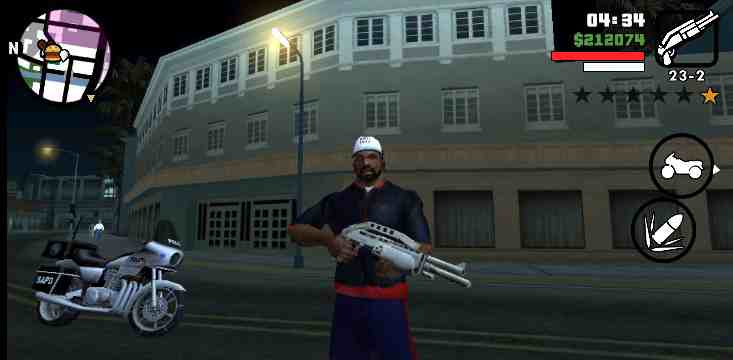 The Complete Guide To Install GTA San Andreas Game Apk And OBB Files