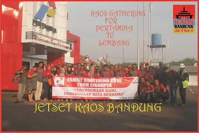 Bikin Kaos acara Gathering di Konveksi Kaos Bandung