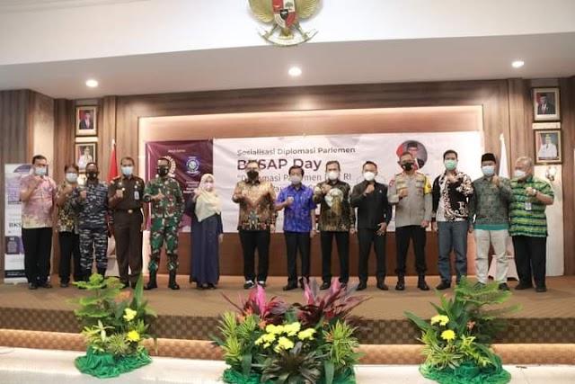 BKSAP DPR RI Tingkatkan Kerjasama Antara Parlemen