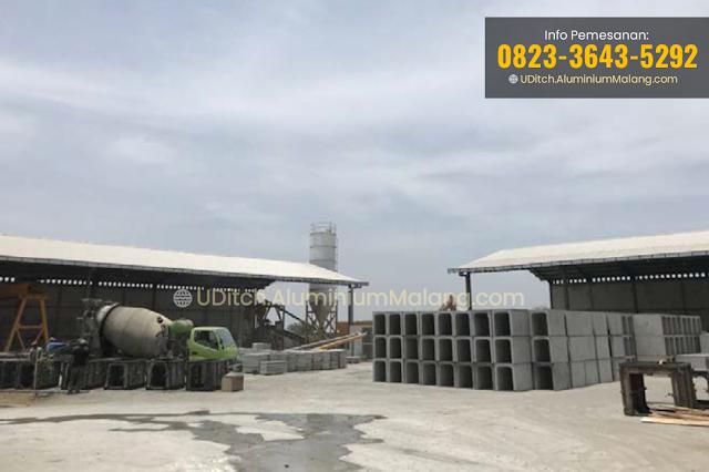 Pabrik Box Culvert Construction Malang,Pabrik Road Barrier Beton Berat Malang,Pabrik U Ditch Beton Malang,Produksi U Ditch Decker Malang