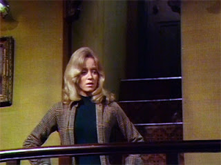 Donna Mills as Chrissie Morton in Someone at the Top of the Stairs