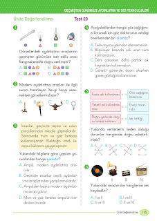 3. Sınıf Matematik Ders Kitabı Cevapları Ada Yayınları Sayfa 116
