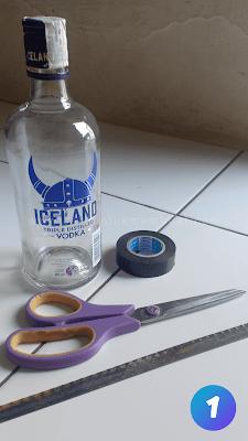 Botol dan Perkakas