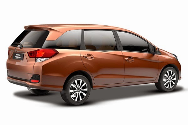 honda mobilio latest segments