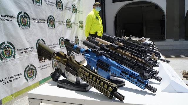 https://www.notasrosas.com/En Uribia: Policía Guajira encuentra caleta tres metros bajo tierra, con material bélico