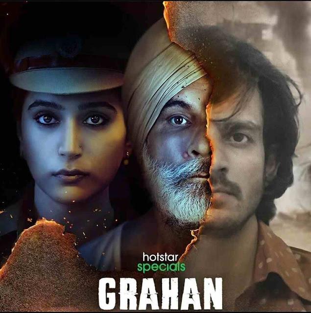 Grahan (2021) Hindi (S01 Com E01-08) 720p WEBRip x264 AAC ESub