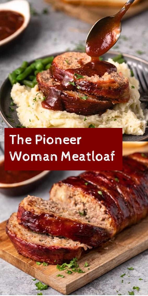The Pioneer Woman Meatloaf #Meatloaf #Meat #Beef