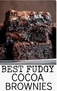 best fudgy cocoa brownies