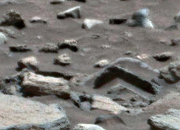 Артефакты на Марсе, НЛО в поисках энергии на Солнце и другие новости (фото, видео)
