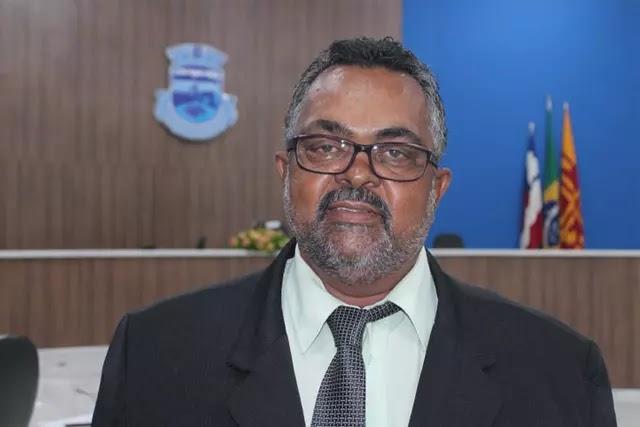Presidente da Câmara de Brumado morre por complicações da Covid-19