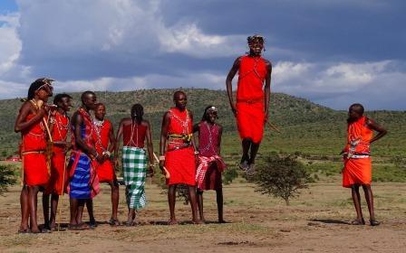 suku maasai suku primitif yang mempunyai kekuatan magis
