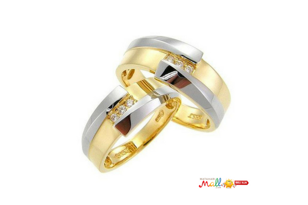 Cincin couple mataharimall.com