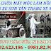 Bảng giá tháng ưu đãi sơn xe máy tại Sơn sửa xe Sài Gòn