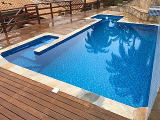 preços de piscinas de vinil