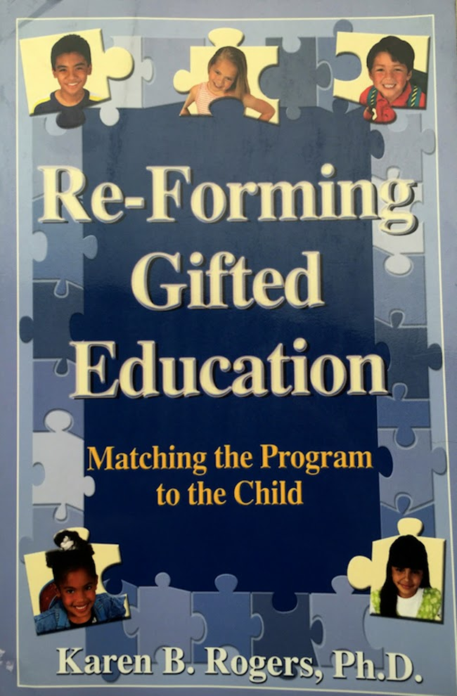 http://www.greatpotentialpress.com/re-forming-gifted-education