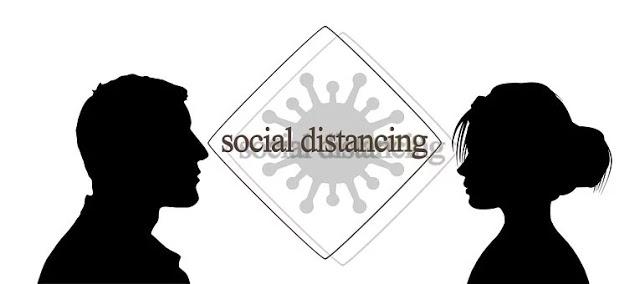 Social Distancing मीनिंग