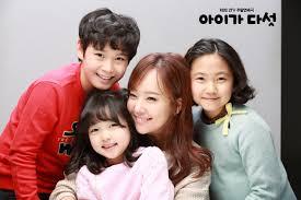 Keluarga Ahn Min Jung drakor five enough