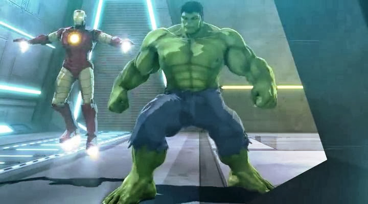 Free Download Iron Man & Hulk Heroes United Hollywood Movie 300MB Compressed For PC