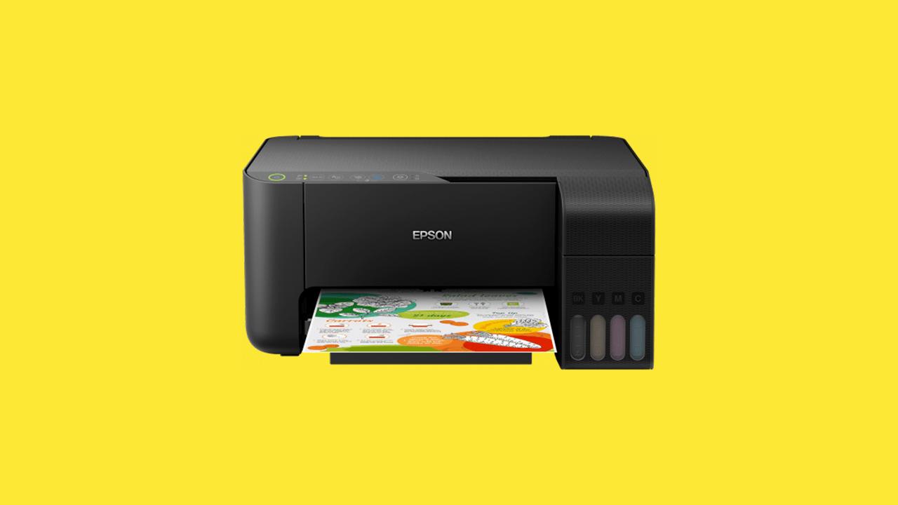 Cara Menggunakan Scan Printer Epson L3150