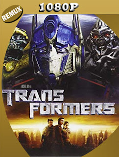 Transformers (2007) REMUX [1080p] Latino [Google Drive] Panchirulo