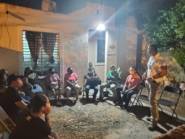 Seré un alcalde presente en colonias y fraccionamientos: Víctor Cervera