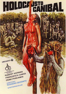 Cannibal Holocaust 1980 English 480p BluRay 400MB With Subtitle
